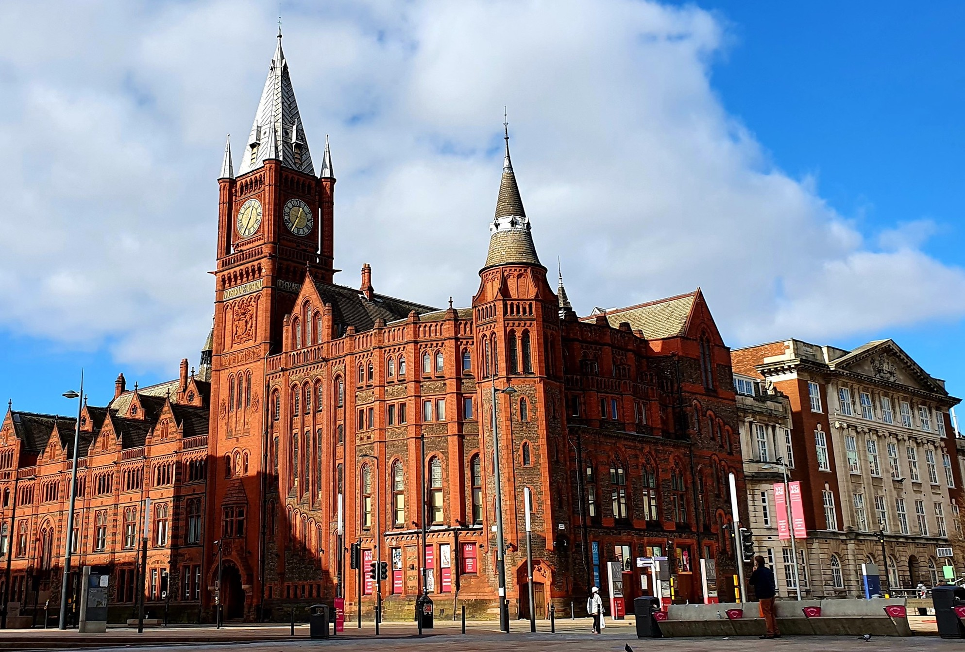 Victoria Gallery and Museum Liverpool